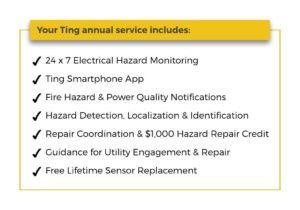 Ting Service Features