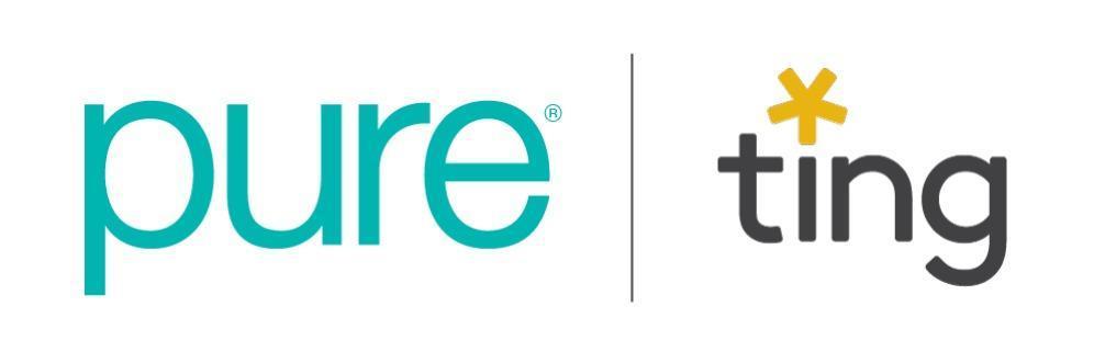 Ting Pure Logo