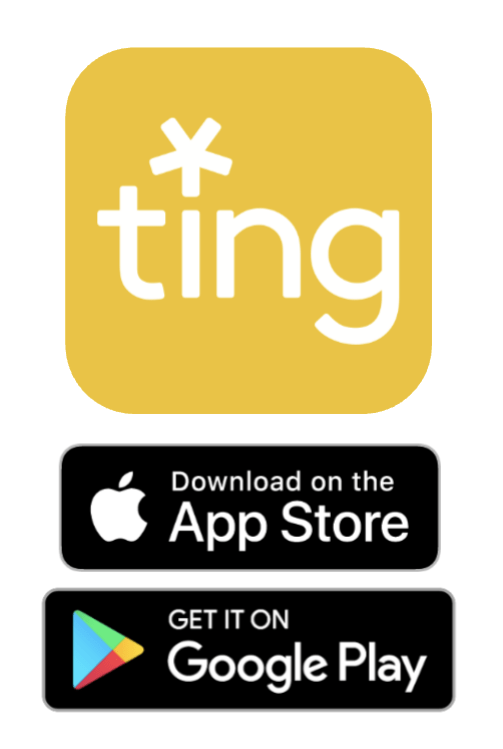 Ting app icon