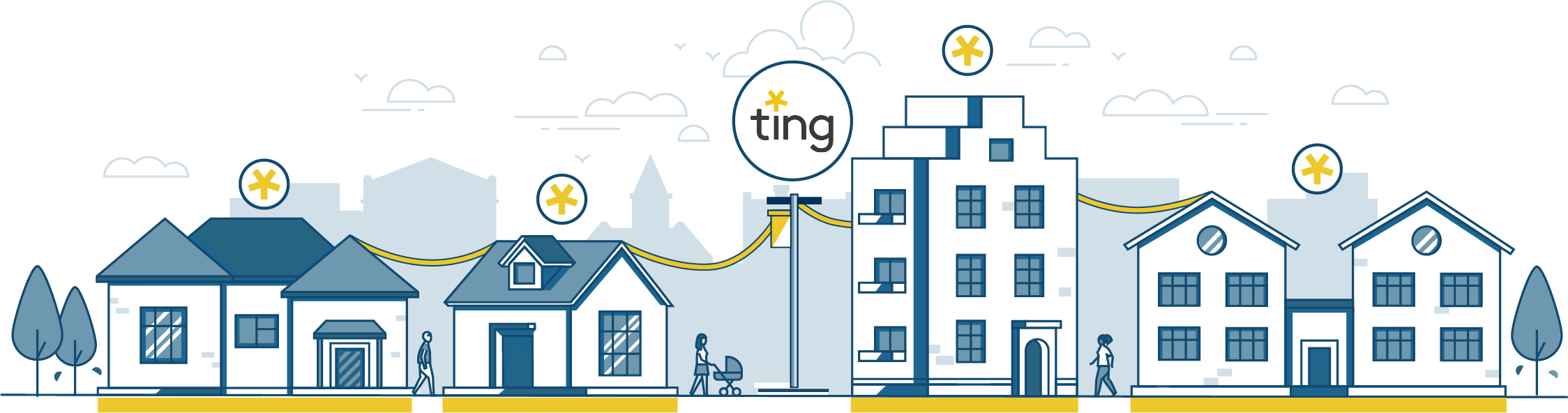 Ting Neighborhood Connectivity transparent